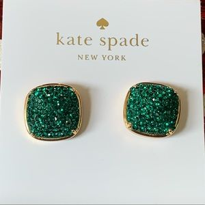 Kate Spade! Pave Stud Earrings